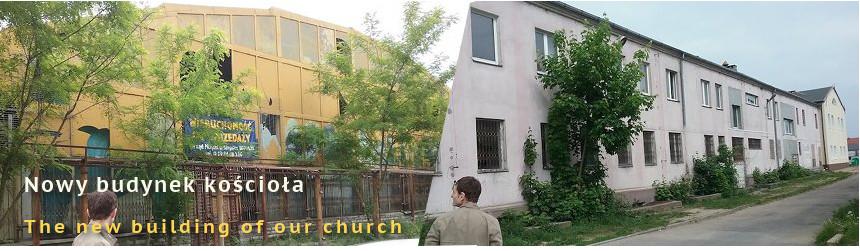 Kościół w Słupsku