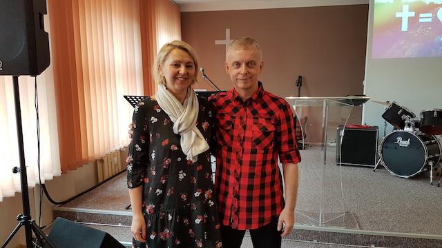 Iwona i Andrzej Kamińscy