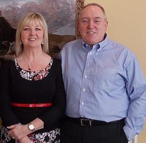 Spotkanie z Joe i Laurą Corry